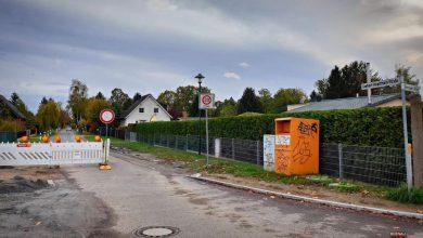 Photo of Baustelle Schönow: Umleitungen bleiben – Stadt kündigt Kontrollen an