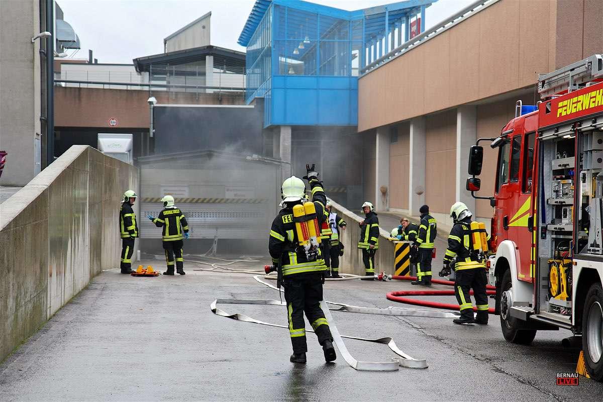 Feuerwehr Ahrensfelde Kaufpark Eiche Bernau LIVE 0003