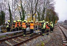 Photo of Bernauer Feuerwehr und Bahn üben gemeinsam für den Notfall