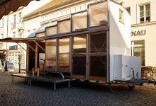 Photo of Kunst in der Bernauer Innenstadt: KUKUmobil lädt zum Mitmachen ein