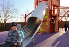 Photo of Ladeburg: Neuer Kinderspielplatz am Ulmenring in Bernau übergeben
