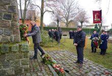 Photo of Kranzniederlegungen zum gestrigen Volkstrauertag in Bernau Ladeburg