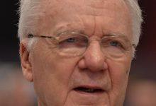 Photo of Manfred Stolpe im Alter von 83 Jahren nach schwerer Krankheit verstorben