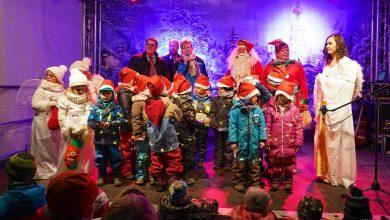 Photo of Weihnachtsmarkt in Bernau vor wenigen Minuten offiziell eröffnet