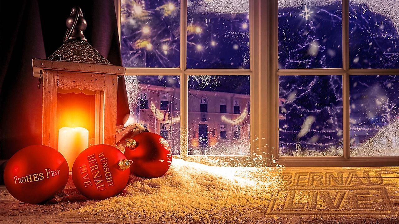 Bernau Live Wünscht Allen Schöne Und Besinnliche Weihnachten