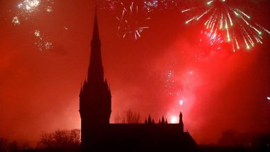 Photo of Dank an alle Bernau LIVE – Leser und einen guten Rutsch ins neue Jahr