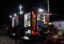 Photo of Feuerwehreinsatz am Mittwochabend im Bernauer Ortsteil Börnicke