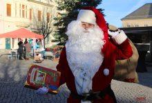 Photo of Stiefel suchen beim Nikolaus-Shopping in der Bernauer Innenstadt