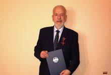 Photo of Verdienstorden der Bundesrepublik Deutschland an Uwe Bartsch verliehen