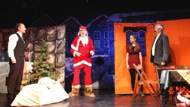 Photo of Eine Weihnachtsgeschichte in der Stadthalle am Steintor in Bernau