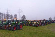 Photo of Bauern rufen am Freitag erneut zur großen Traktoren-Sternfahrt auf
