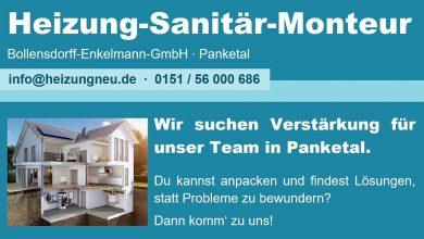 Photo of Stellenangebot aus Panketal: Fachkraft und Helfer gesucht (m/w/d)