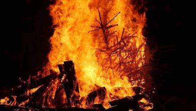 Photo of Am Samstag: Winterfeuer in Ladeburg, Rüdnitz, Seefeld und Mehrow