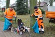 Photo of Danke – Bauhof-Mitarbeiter sammeln 10 Kubikmeter Silvestermüll in Bernau