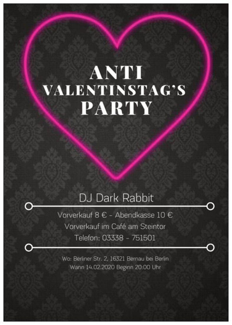 Valentinstag Café 1
