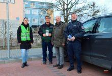 """Photo of Themenwoche """"Sicherer Schulweg"""" – Aktionen vor Bernauer Schulen"""