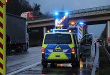 Photo of Innerhalb weniger Minuten drei Unfälle auf der A11 in Höhe Bernau Nord