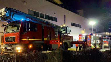 Photo of Fünf Brände beschäftigten die Feuerwehr Bernau am Sonntagmorgen