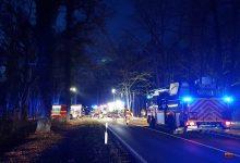 Photo of Bernau: Feuerwehreinsatz Wandlitzer Chaussee – Vollsperrung