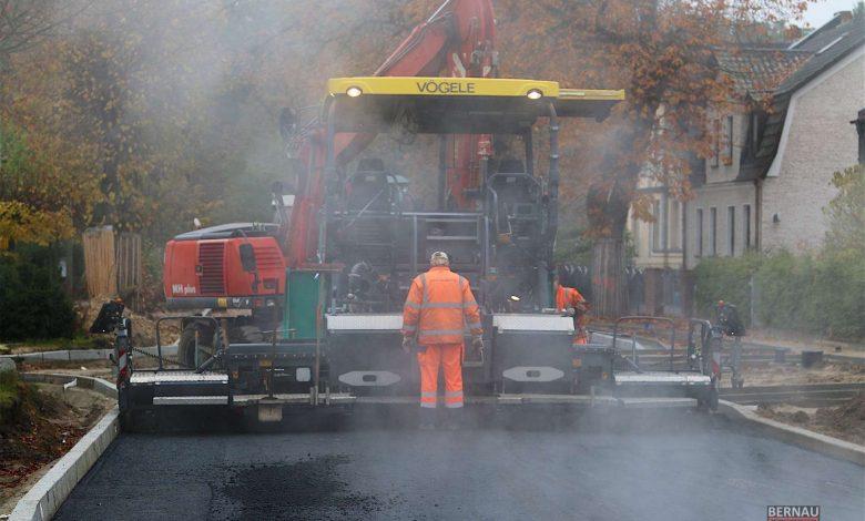 Photo of Bernau: Zahlreiche unbefestigte Straßen in Schönow erhalten Asphaltband