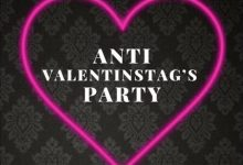 Photo of Das Café am Steintor lädt am Valentinstag zur großen Anti-Valentinsparty