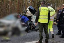Photo of Tödlicher Verkehrsunfall am Nachmittag auf der B167 bei Zerpenschleuse