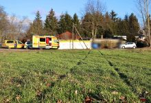 Photo of Tragischer Verkehrsunfall auf der Schönower Chaussee in Bernau