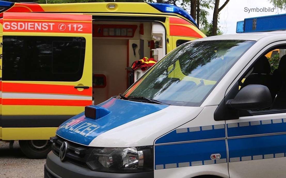 1. polizei rettung symbol 1 © Bernau LIVE