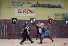 Photo of Schwertkämpfertreffen in Bernau bot einen Vorgeschmack auf das Hussitenfest