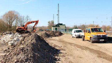 Photo of Bernau: Bau der Entlastungsstrecke Ladestraße hat begonnen