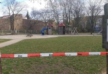 Photo of Bernau: Gesperrte Spielplätze, leere Straßen und geschlossene Geschäfte