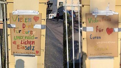 Photo of Herzlicher Morgengruß am Krankenhaus Bernau – Euch einen schönen Tag