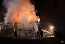 Photo of Brand in Lobetal – Gebäude soll wieder aufgebaut werden