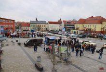 Photo of Kundgebungen am Samstag auf dem Bahnhofsvorplatz in Bernau