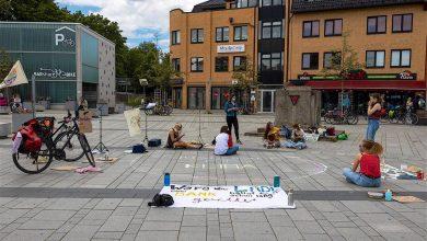 Photo of Fridays for Future – Mahnwachen in Bernau und Biesenthal