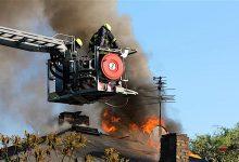 Photo of Großeinsatz der Feuerwehren Bernau – Brand EFH in Schönow