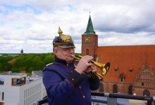 Photo of 50 Jahre Musikzug der Feuerwehr Bernau – mit Musik hoch hinaus