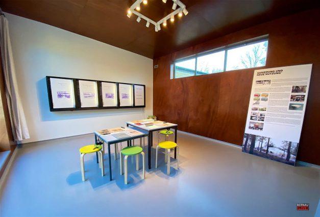 Bauhaus Bernau Besucherzentrum Bernau LIVE 0014