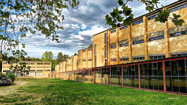 Bauhaus Denkmal Bernau @ Bernau LIVE0000