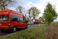 Photo of Schwerer Verkehrsunfall zwischen Tempelfelde und Albertshof