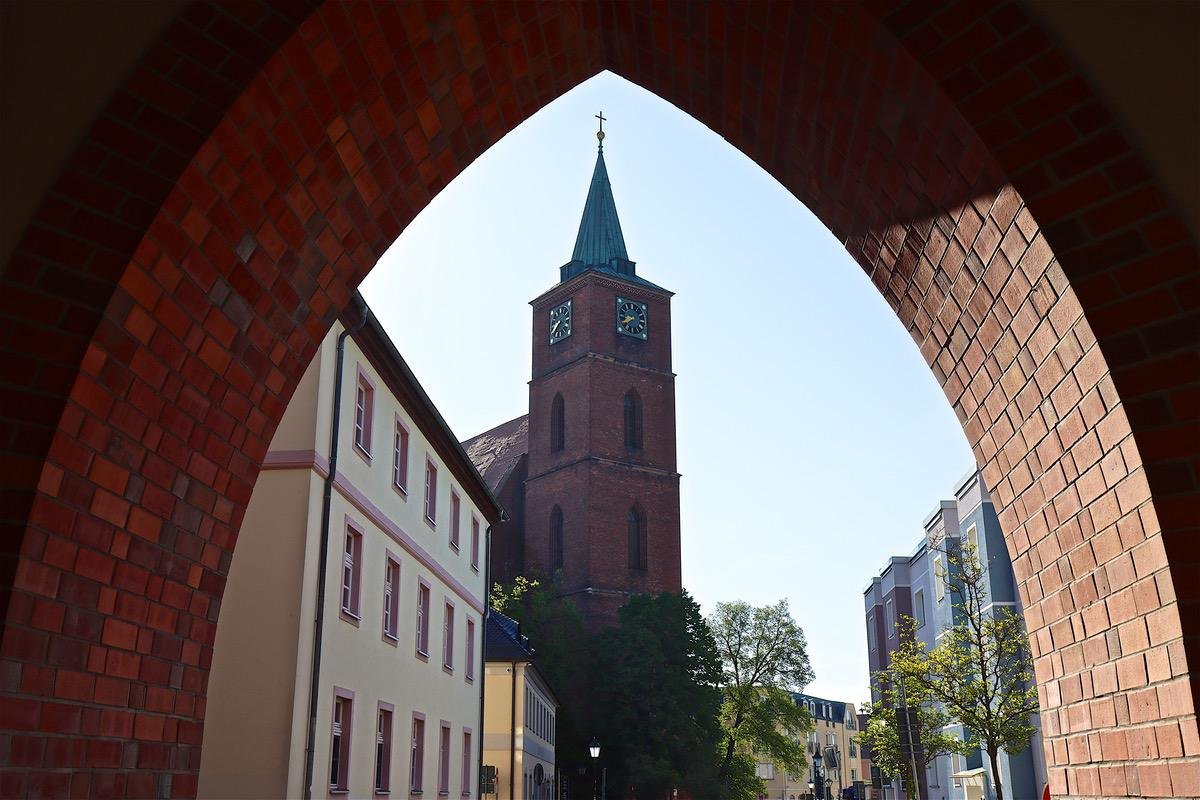 Bernau - St. Marien Kirche