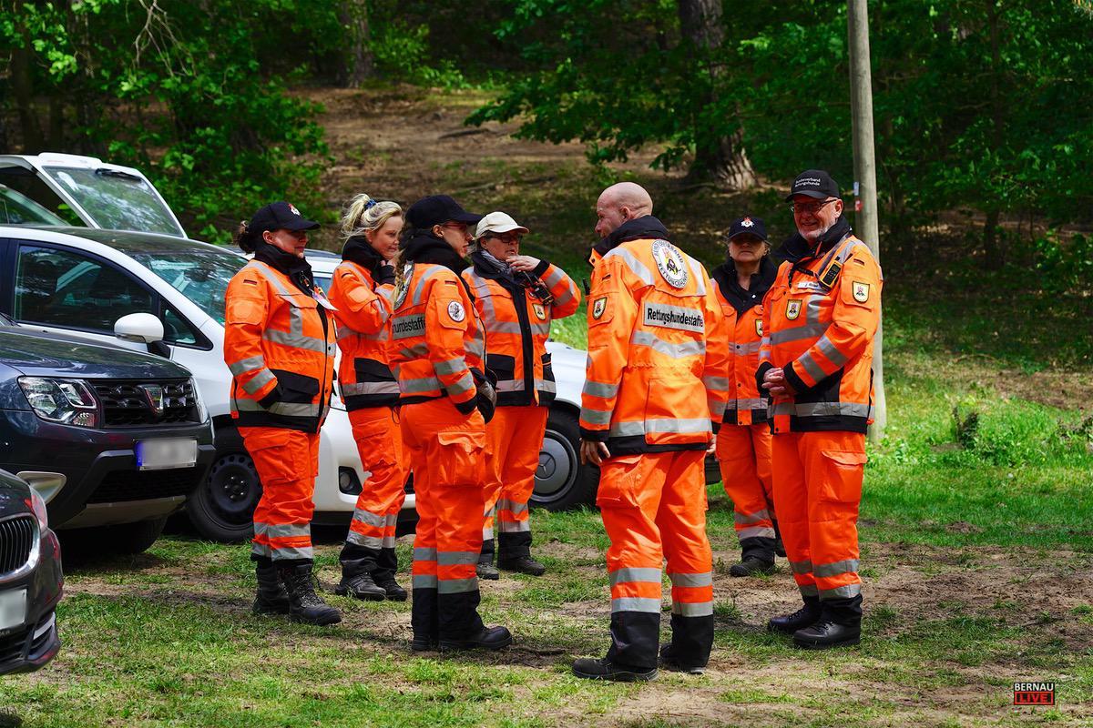 Personensuche Feuerwehr Uedersee 2 Bernau LIVE0002