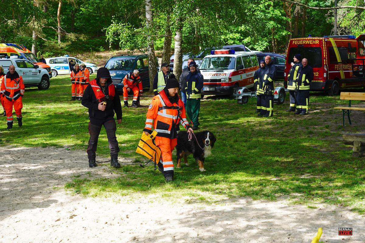 Personensuche Feuerwehr Uedersee 2 Bernau LIVE0004
