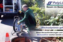Photo of Stellenangebot Wandlitz: Monteure für Rohrsanierung (m/w/d)