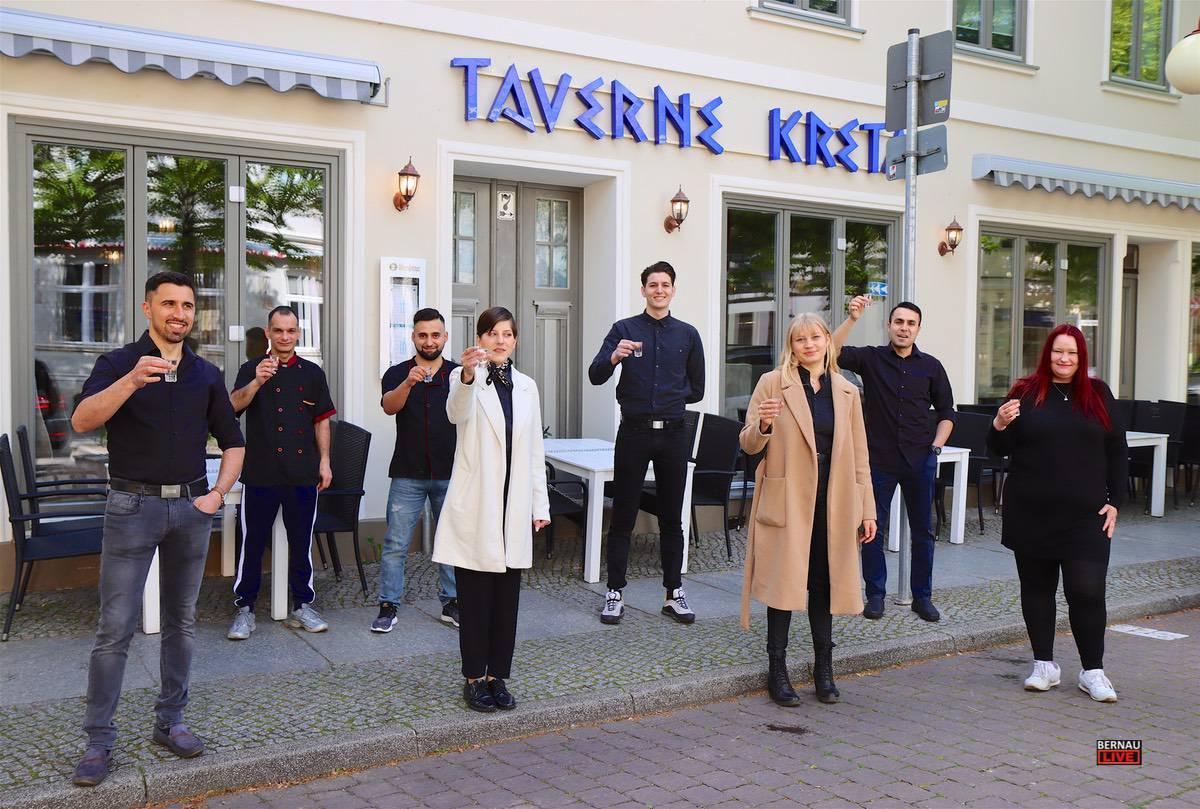 Taverne Kreta Bernau