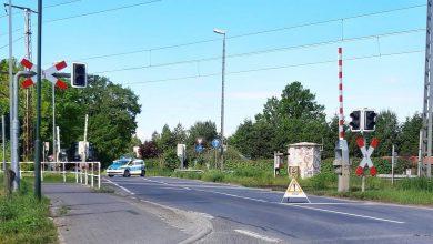 Photo of Verkehr Bernau: Bahnübergang in Albertshof – Schranken defekt