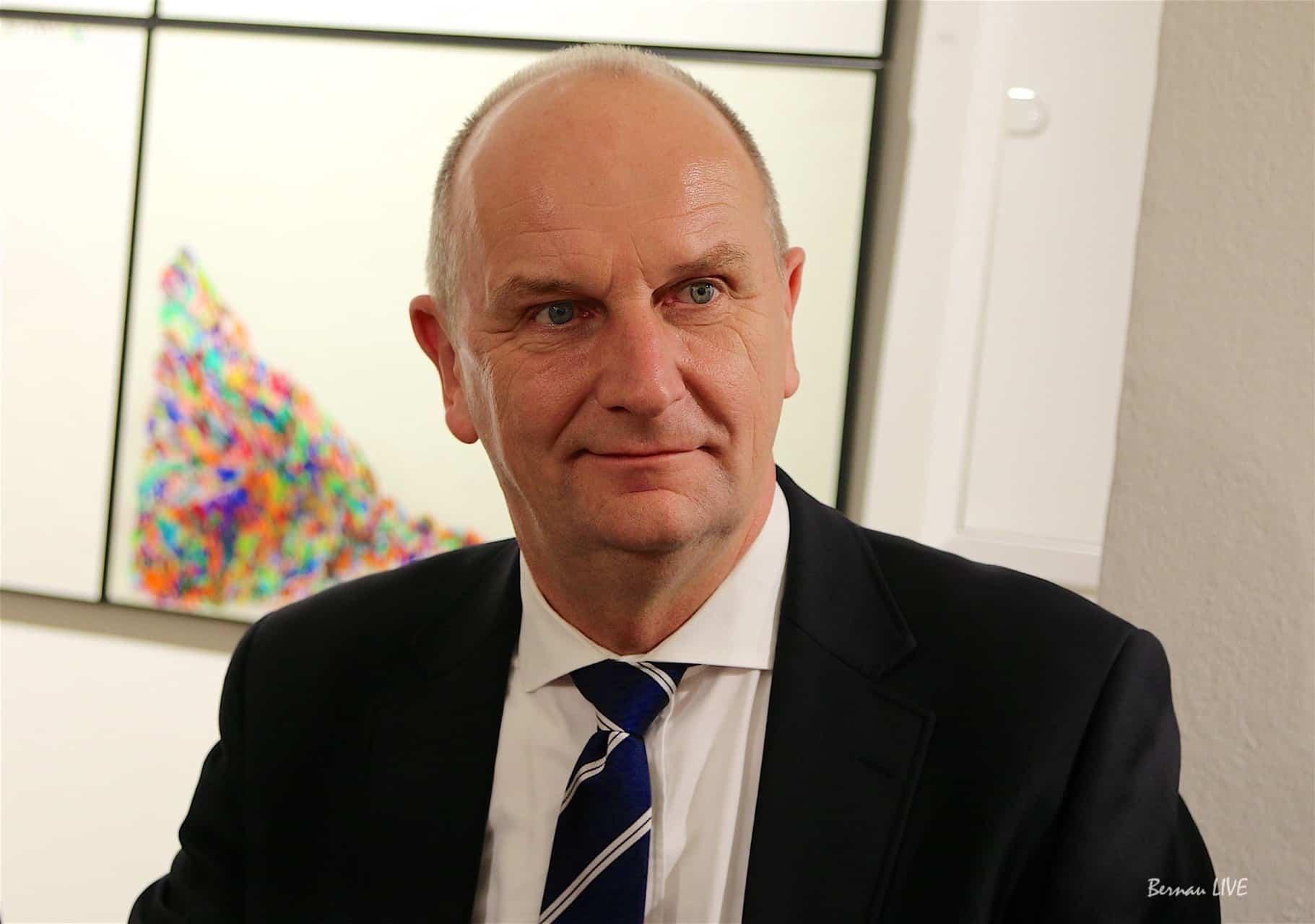 Brandenburg - Ministerpräsident Woidke