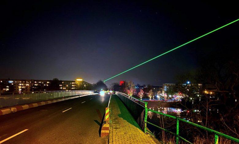 Photo of Finowfurt leider ohne Flößerfest dafür mit toller Lichtinstallation