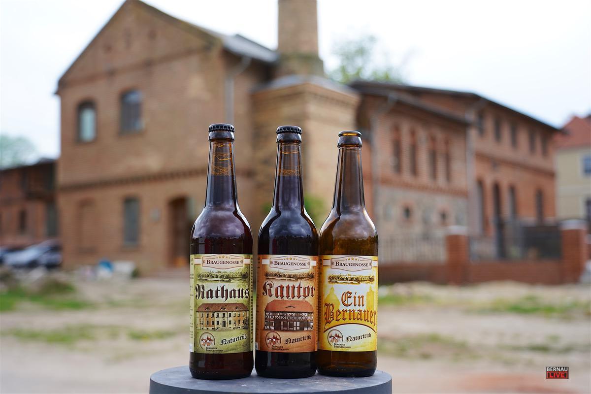 Bernau - Brauerei Boernicke