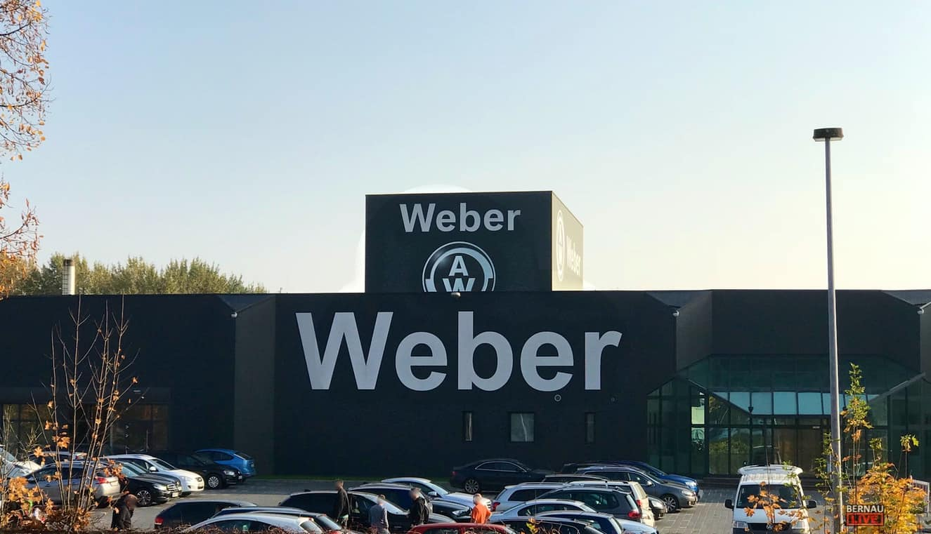 Bernau, Weber Automotive